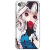 Anime Girl Apple iPhone Case/Skin