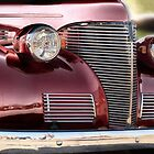 39 Chevy Grill by LarryB007