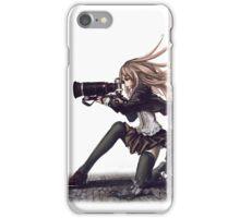Camera girl iPhone Case/Skin