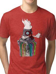 Society Dream Production  Tri-blend T-Shirt