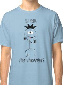 dancing king Classic T-Shirt