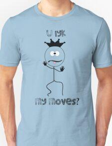 dancing king T-Shirt