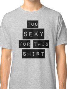 2 sxc Classic T-Shirt