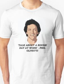 Talk about a rough day at work T-Shirt