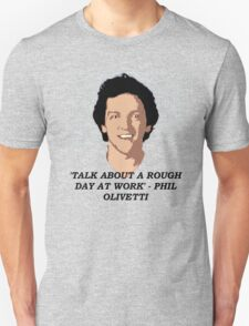 Talk about a rough day at work Unisex T-Shirt