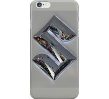 Suzuki Logo iPhone Case/Skin