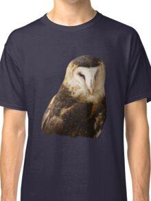 Sleepy Owl Classic T-Shirt
