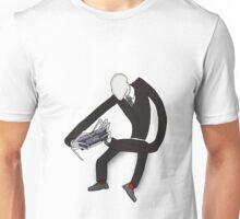 Slenderman; Version 2 Unisex T-Shirt