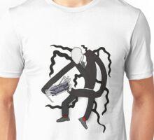 Slenderman; Version 3 Unisex T-Shirt