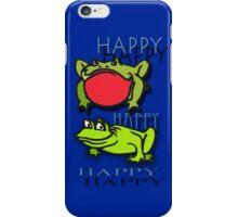 Happy Happy Happy iPhone Case/Skin