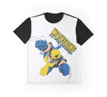 Wolverine T-shirt Graphic T-Shirt