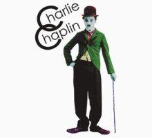 Charlie Chaplin by SanemEsra