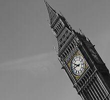 Big Ben Ipad cover/case by Nimi