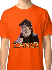 Waynes World Zang! Classic T-Shirt