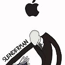 Slender; iPhone Case by jesshedley