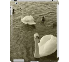 Swans Ipad case/cover iPad Case/Skin
