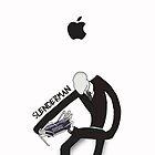 Slender; iPhone Case 2 by jesshedley