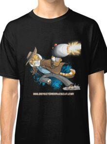 Detective Space Cat Classic T-Shirt
