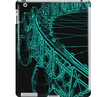 London eye abstract Ipad case/cover iPad Case/Skin