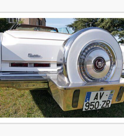 Beautiful American car  05 (c)(t) by Olao-Olavia / Okaio Créations with fz 1000  2014 Sticker