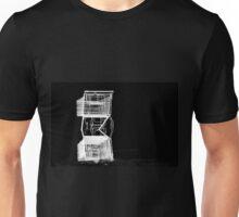 abstract cart trolly caddy buggy art Unisex T-Shirt