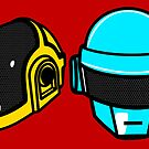 Random Access Pop Art by AlliVanes