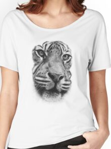 Mr Tiger Women's Relaxed Fit T-Shirt