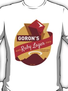 Ruby Lager T-Shirt
