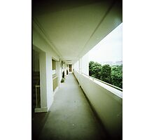 Corridor of Familiarity - Lomo Photographic Print