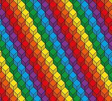 Kaleidoscope art by NightArk