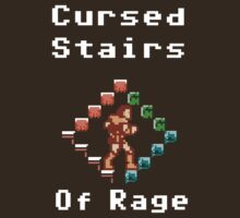 Castlevania III: Cursed Stairs of Rage T-Shirt