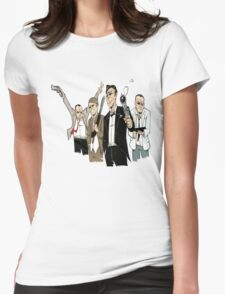 Point Break Movie 1 The Ex President Womens Fitted T-Shirt