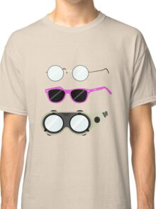 Glasses and Goggles- Potter/Starkid/Dr.Horrible Classic T-Shirt