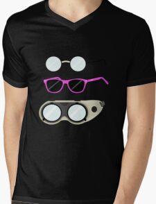 Glasses and Goggles- Potter/Starkid/Dr.Horrible Mens V-Neck T-Shirt