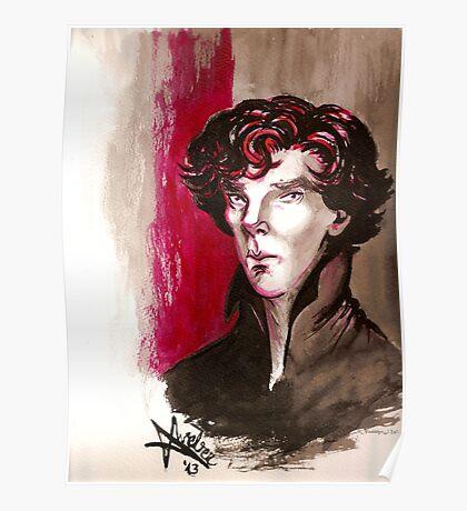 Sherlock - Into Darkness Poster