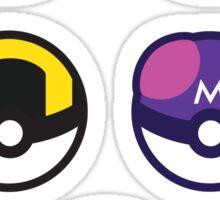 Pokeball Stickers Sticker