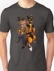 Nine-Life 2 - We make a pretty good team! Unisex T-Shirt