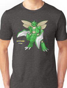 Scyther #123 Unisex T-Shirt