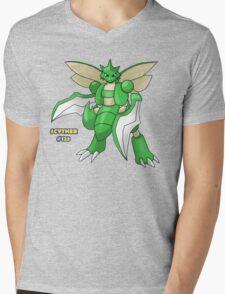 Scyther #123 Mens V-Neck T-Shirt