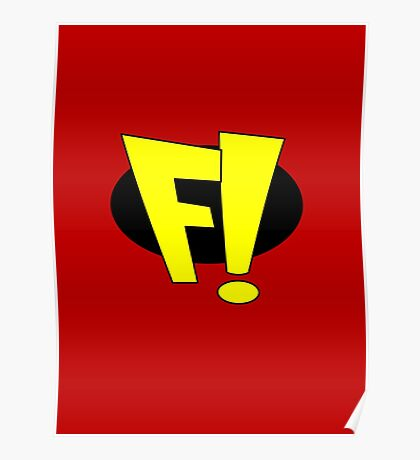 freakazoid logo Poster
