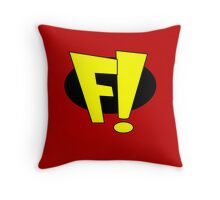 freakazoid logo Throw Pillow