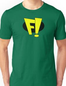 freakazoid logo Unisex T-Shirt