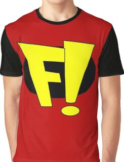 freakazoid logo Graphic T-Shirt