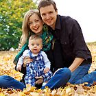 Autumn Family Picture by Danail Tanev