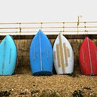 Boats by Nigel Bangert