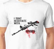 Negotiate Unisex T-Shirt