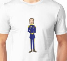 Robert Carlyle - Col. Ives Unisex T-Shirt