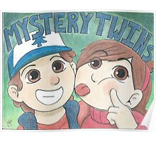 Mystery Twins Poster