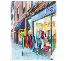 Dress Shop Hoboken NJ Poster