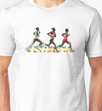 I love ETHIOPIA Unisex T-Shirt